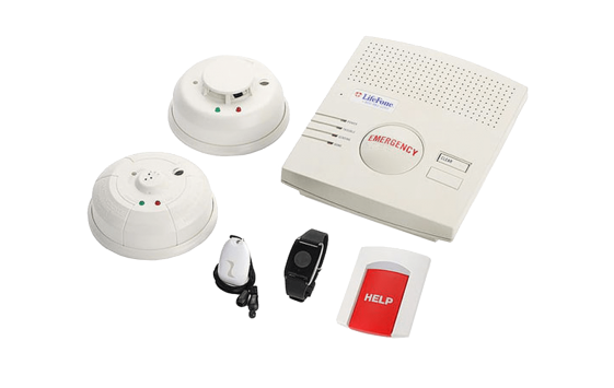 LifeFone's Complete Home Package