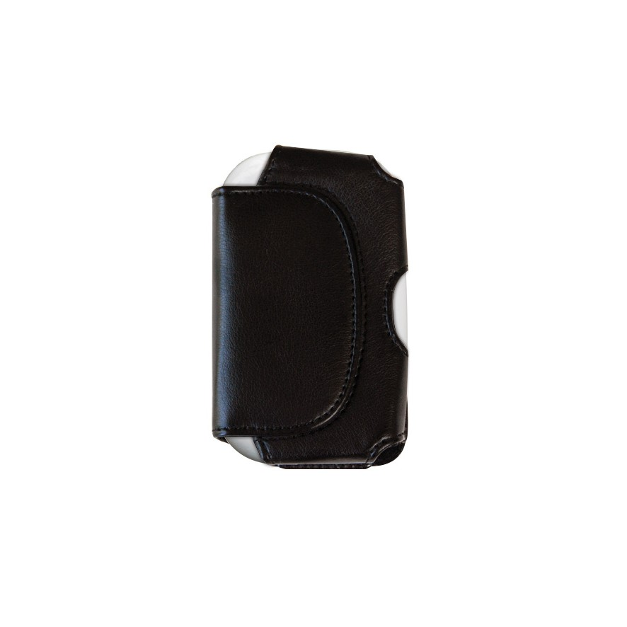 Leather Carrying Case for Mobile Device