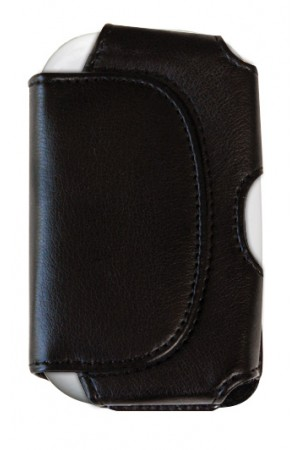 Leather Carrying Case for Mobile (On-The-Go Only)