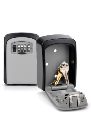 Wall Mount Master Lock Box