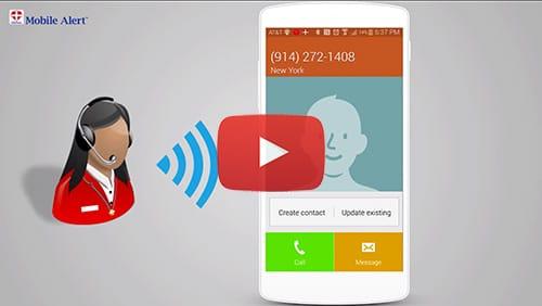 Mobile Alert Video
