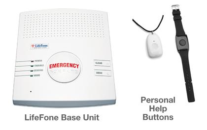 medical alarm home equipment