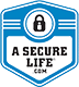 A Secure Life Logo