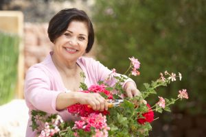 Senior Gardening Safety