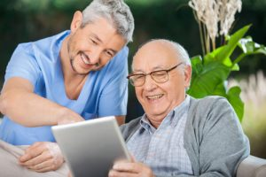 Caregiver Technology