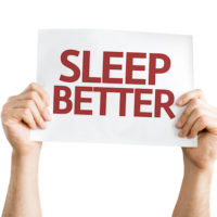 Eight Tips To Get A Better Night's Sleep