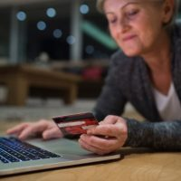 Seniors Shopping On-line ~ Safety Tips