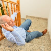 Maintaining and keeping a home safe from falls