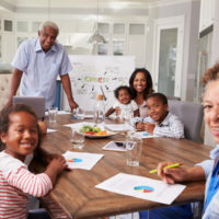 Host A Family Meeting To Make Elder Care Decisions