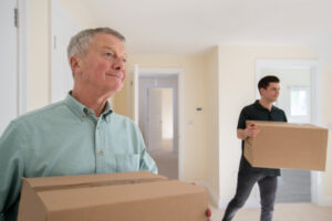 Helping The Elderly Downsize